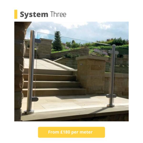 Southampton balustrade system