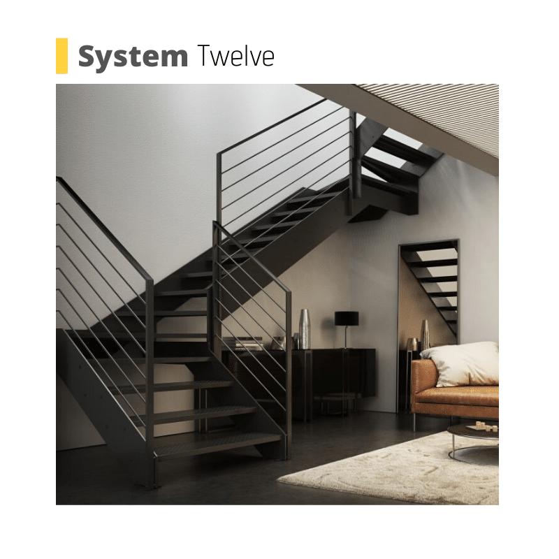 london modern staircase