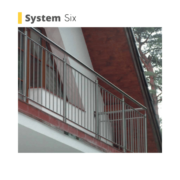 Bournemouth uk glass balustrade system