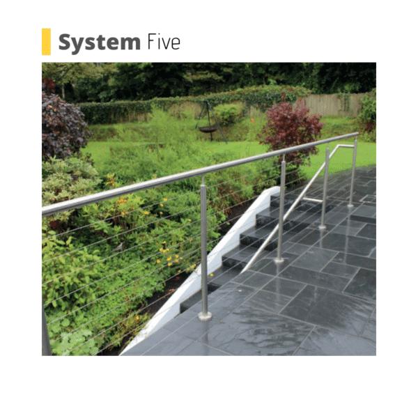 poole uk balustrade system