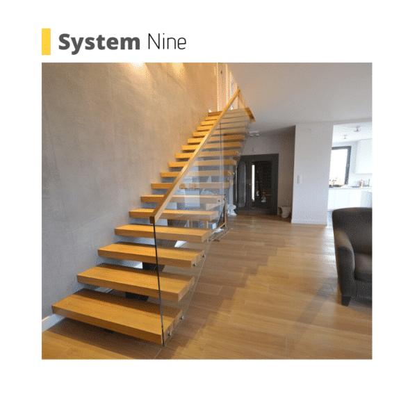 contemporary staircase london