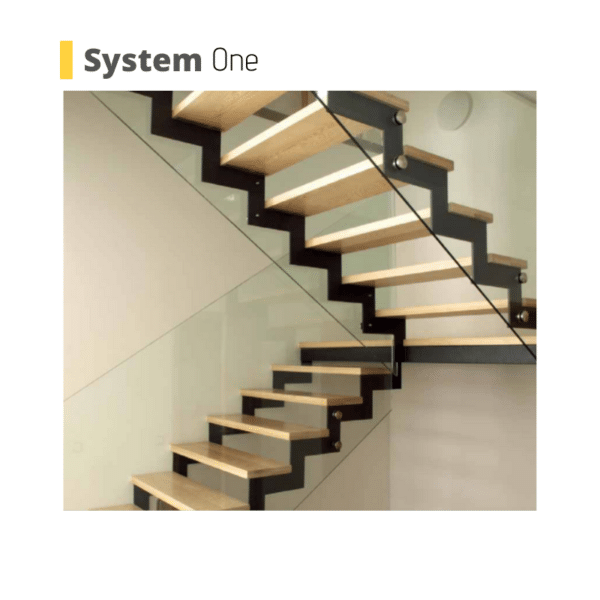 london staircase
