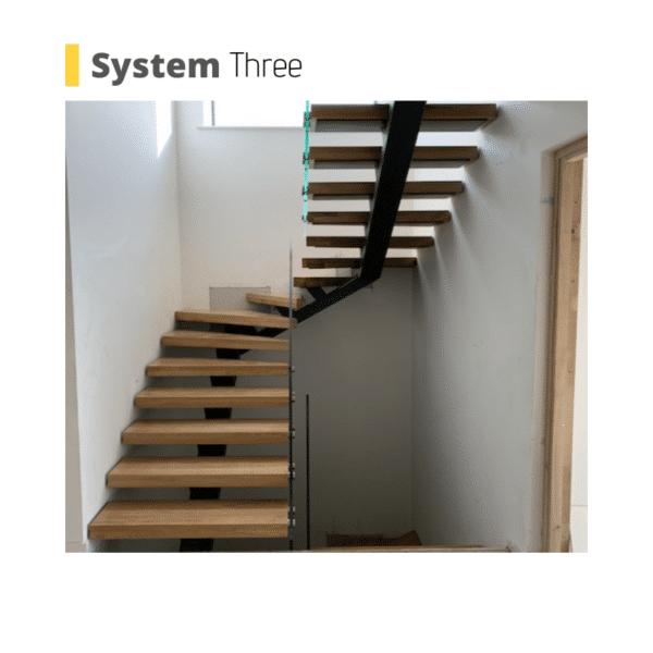modern staircase london